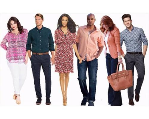 Smart Casual dress code pro ženy a muže  a4eb41df055