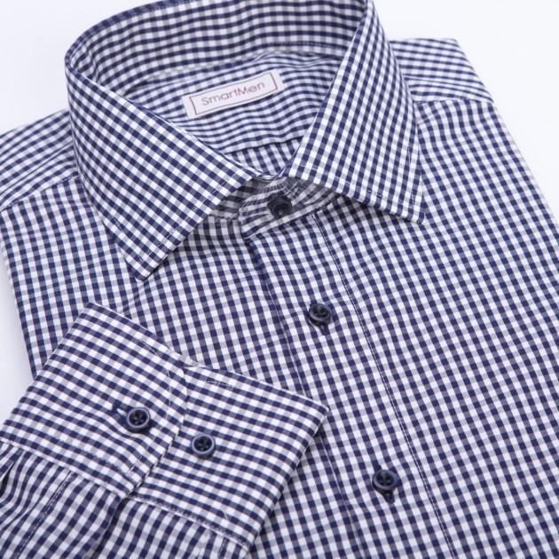 Moderní pánské košile s dlouhým rukávem  e3a6183506