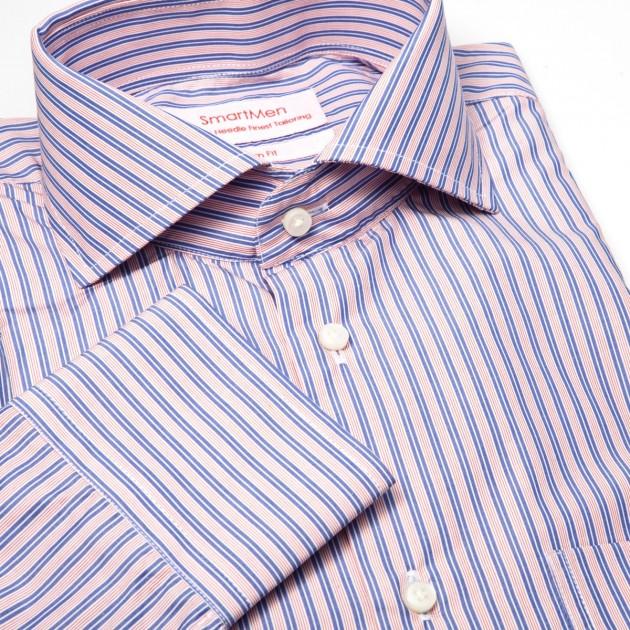 d68a0d69694 Pánské košile s dlouhým rukávem k obleku