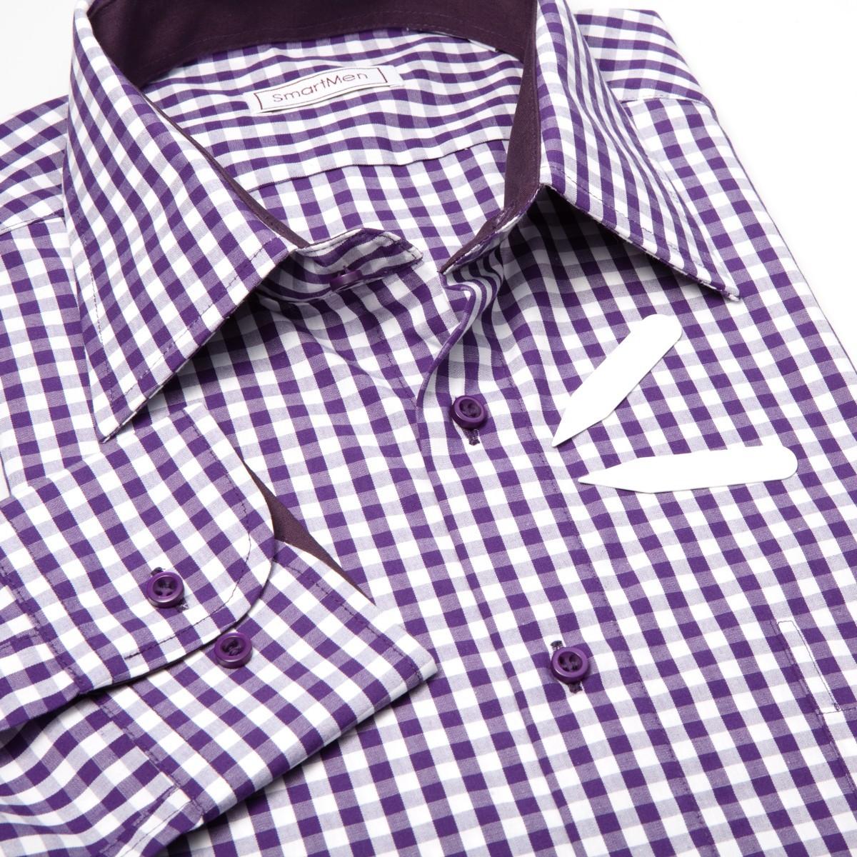 c611851928a Klasický límeček společenské košile Kent