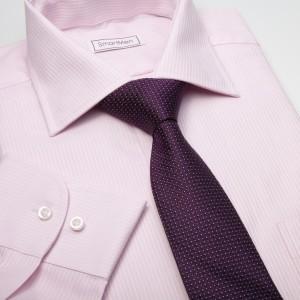 32910ebe26f5 Viazanie kravaty video návody - Four in Hand   Windsor uzol