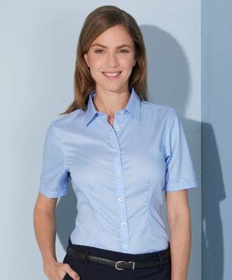 7e3c5932f2d Dámská business košile krátký rukáv