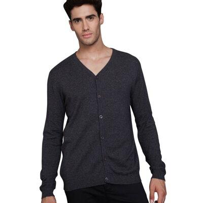 8a272c207c9 Cardigan pánský svetr na knoflíky bavlna a kašmír  SLEVA