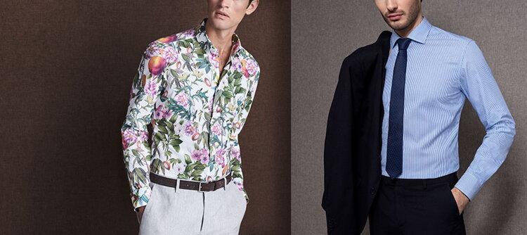 065958fdf581 Nežehlivé košile ETERNA. Nejprodávanější pánské ...