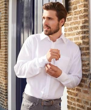 Pánská business košile s kapsičkou Easy Care 9c5ed2e268b